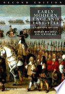 Early Modern England 1485 1714