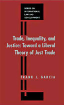 Trade  Inequality  and Justice