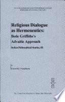 Religious Dialogue as Hermeneutics