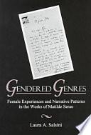 Gendered Genres