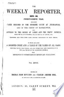 The Weekly Reporter