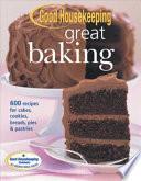 Good Housekeeping Great Baking