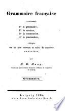 Cours complet de langue fran  aise