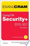 Comptia Security Sy0 301 Exam Cram