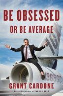 cover img of Be Obsessed Or Be Average