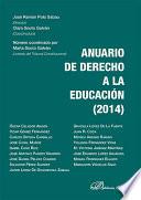 Anuario de Derecho a la Educación 2014