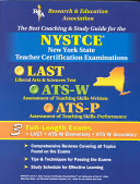Nystce Last  Ats W  Ats P  Rea    The Best Test Prep for the Nystce  Last Ats W   P