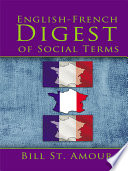 An English     French Digest of Social Terms