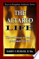 The Altared Life  The Pathway Towards Personal Revival