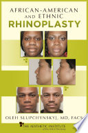 African American and Ethnic Rhinoplasty