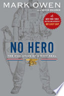 No Hero Book Cover