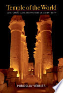 Temple Of The World : egypt, books about them are...
