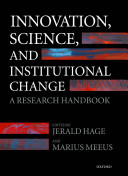 Innovation  Science  and Institutional Change A Research Handbook
