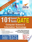 101 Speed Test for GATE Computer Science   Information Technology