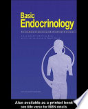 Basic Endocrinology For Students Of Pharmacy And Allied Health