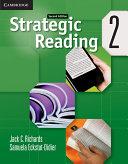 Strategic Reading Level 2 Student s Book