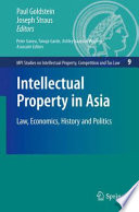 Intellectual Property in Asia