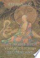 Dschuang Dsi   Das wahre Buch vom s  dlichen Bl  tenland  Philosophie des Ostens