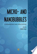Micro  and Nanobubbles
