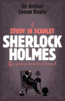 Sherlock Holmes  A Study in Scarlet  Sherlock Complete Set 1