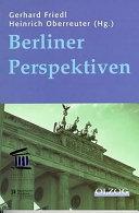 Berliner Perspektiven