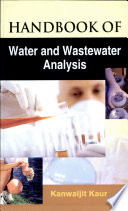 Handbook of Water and Wastewater Analysis