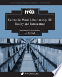 Careers In Music Librarianship Iii book