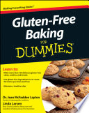 Gluten Free Baking For Dummies