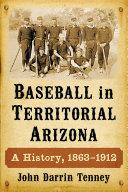 download ebook baseball in territorial arizona pdf epub
