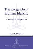 The Imago Dei As Human Identity