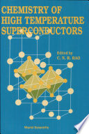 Chemistry Of High Temperature Superconductors book