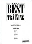 The best of Training