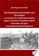 Die franz  sische Revolution und ihre Folgen