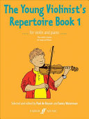 The Young Violinist's Repertoire The Established Repertoire For The Violin Progressively Arranged