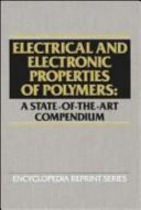 Electrical and electronic properties of polymers