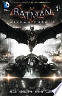 Batman  Arkham Knight Vol  1