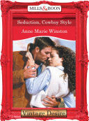 Seduction  Cowboy Style  Mills   Boon Desire