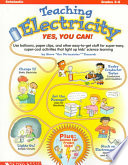 Teaching Electricity book