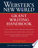 Webster s New World Grant Writing Handbook