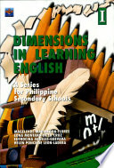 Dimensions in Learning English i