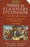 Three by Flannery O Connor
