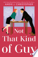 Not That Kind of Guy Book PDF