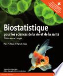 Biostatistique pour les sciences de la vie et de la sant