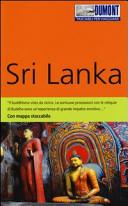 Copertina Libro Sri Lanka. Con mappa