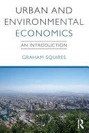 Urban and Environmental Economics