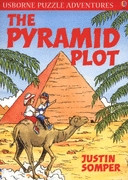 The Pyramid Plot : interwoven with plenty of puzzles to solve....