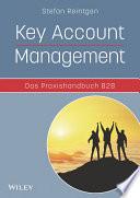 Key Account Management   Das Praxishandbuch B2B