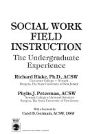 Social work field instruction