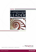 New Language Leader Upper Intermediate Coursebook for MyEnglishLab Pack