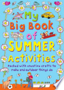 My Big Book of Summer Activities Book PDF